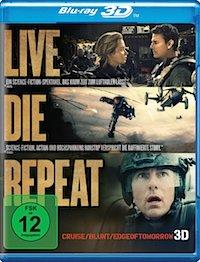Edge of Tomorrow Blu-ray 3D