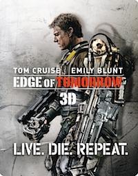 Edge of Tomorrow - Steelbook