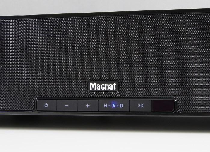 Magnat Sounddeck 200 Bedienelemente Front1