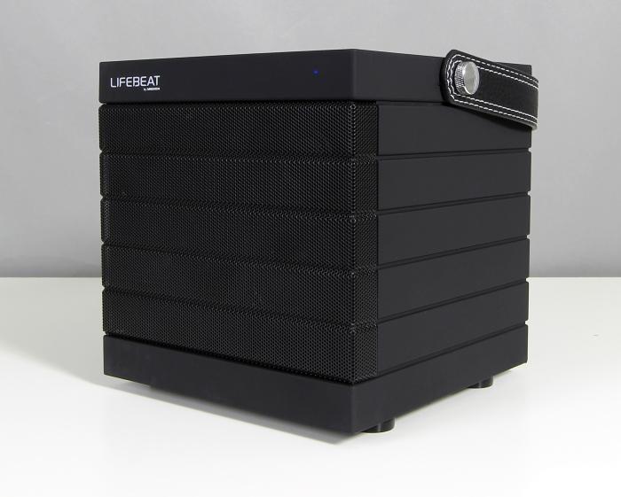 test medion lifebeat black box md84468 tragbarer. Black Bedroom Furniture Sets. Home Design Ideas