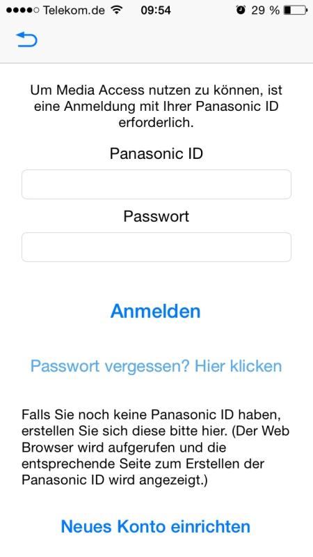 Panasonic DMR-BST845 App 6