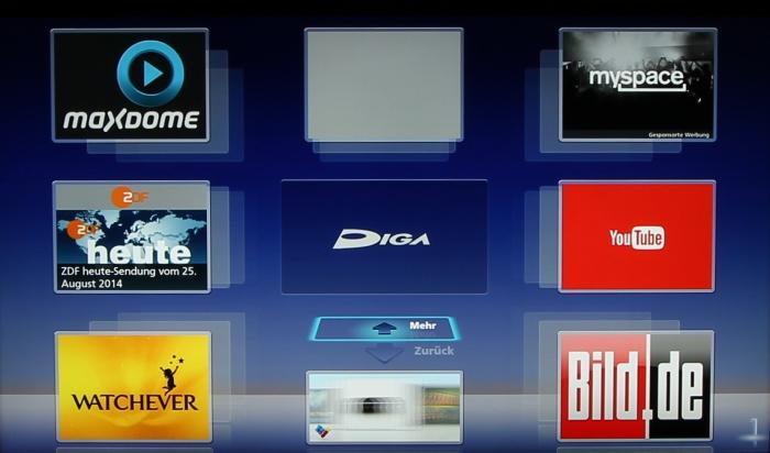 Panasonic DMR-BST845 Screenshot 18
