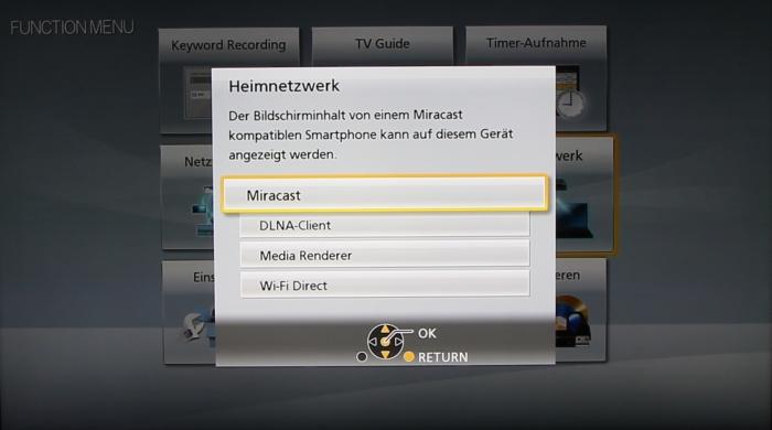 Panasonic DMR-BST845 Screenshot 22