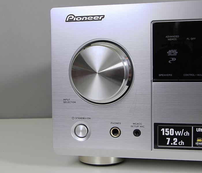 Pioneer VSX-924 Bedienelemente Front2