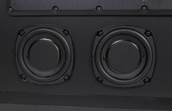 Sony HT-XT1 Tieftoener