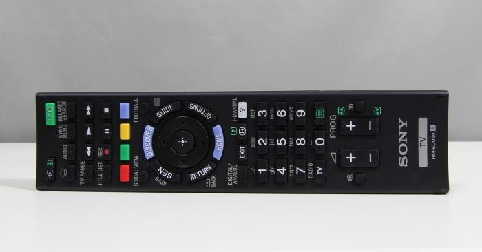 Sony KD55X8505 Fernbedienung1