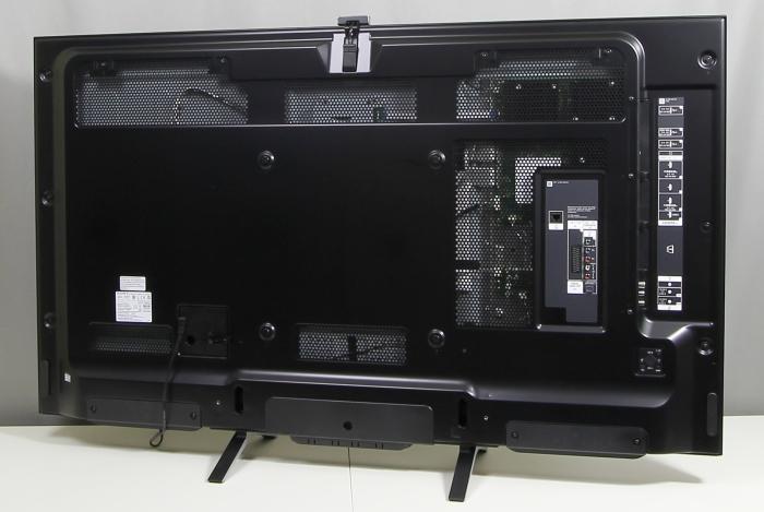 Sony KD55X8505 Rueckseite Seitlich2