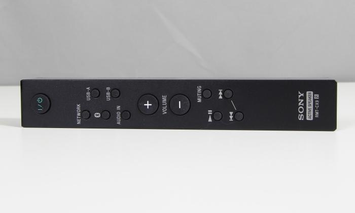 Sony SRS-X9 Fernbedienung