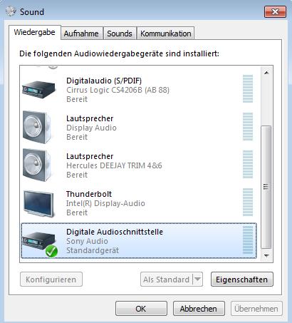 Sony SRS-X9 USB_DAC