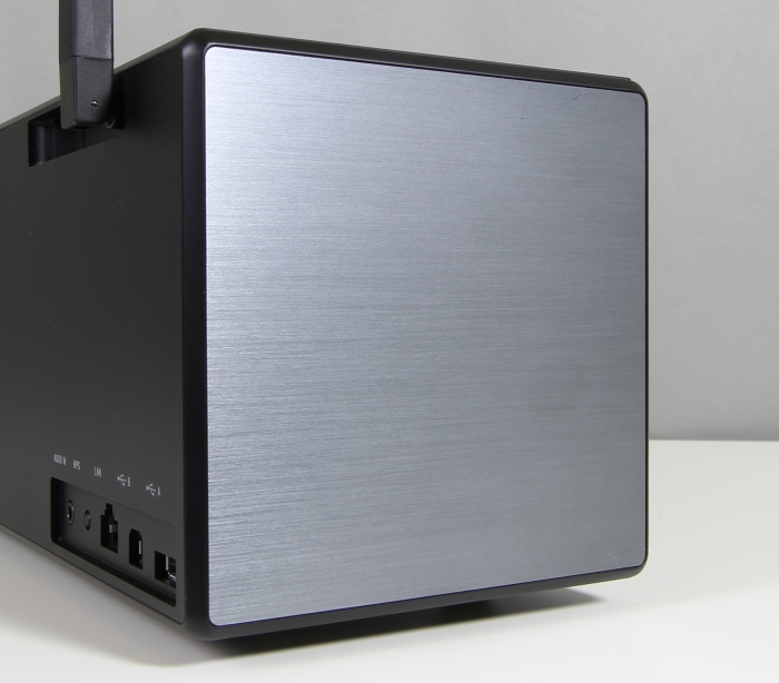 Sony SRS-X9 Verarbeitung2