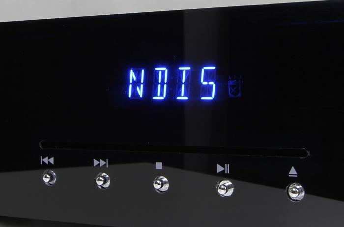Advance Acoustics X-Uni Bedienelemente Front Display2