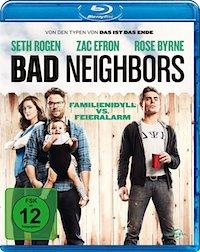 Bad Neighbours Blu-ray Disc