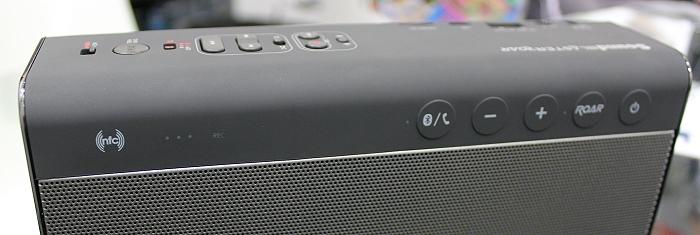 Creative Soundblaster Roar Bedienelemente