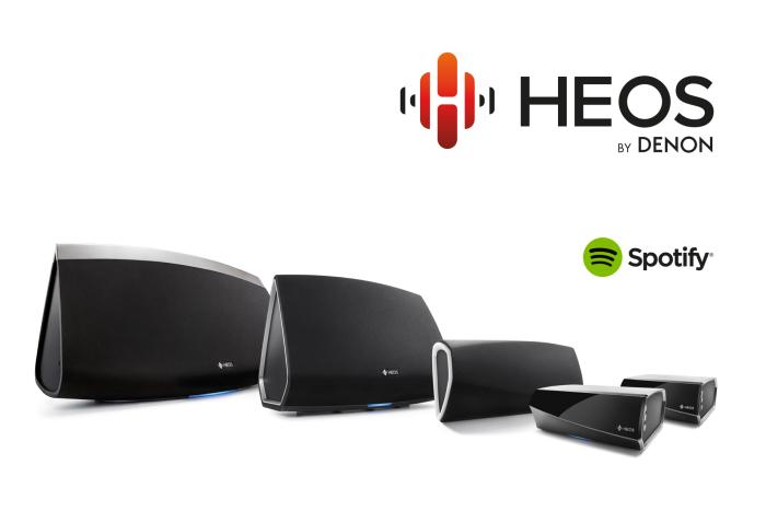 HEOS Spotify