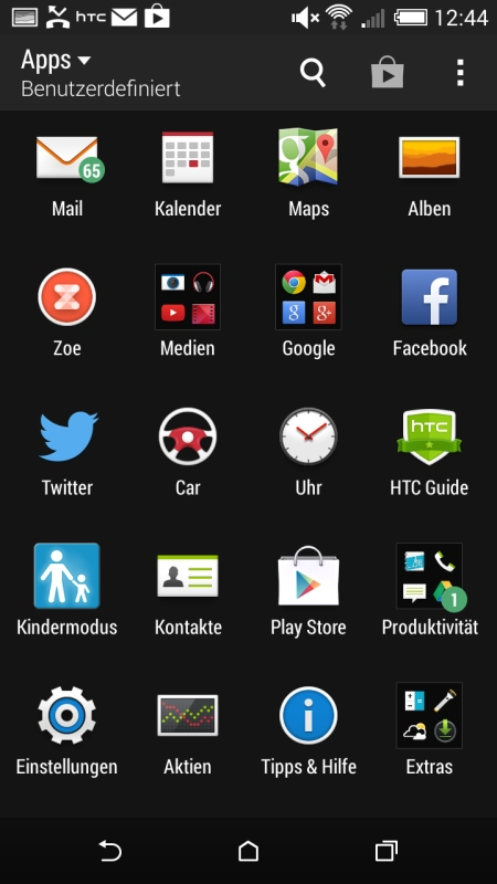 HTC Desire 816 Screenshot 2