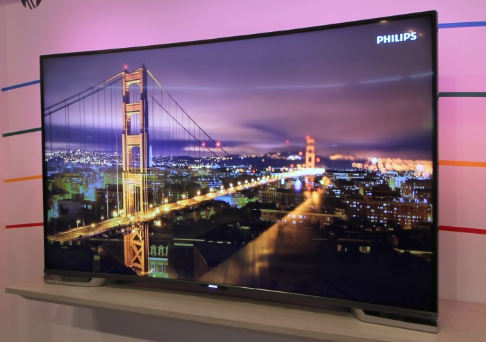 ifa 2014 informationen zum philips curved uhd tv area dvd. Black Bedroom Furniture Sets. Home Design Ideas