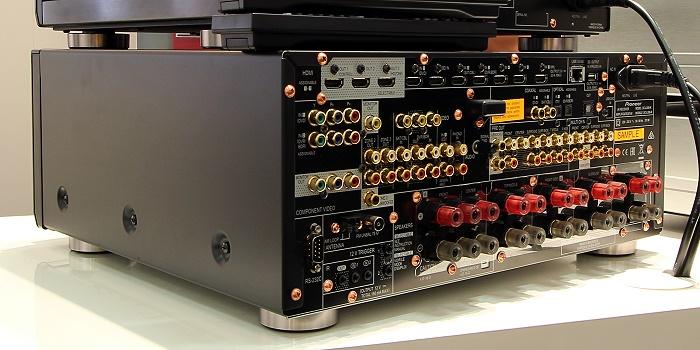 Pioneer SC-LX88 Rueckseite Seitlich