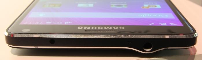 Samsung Galaxy Note 4 Verarbeitung