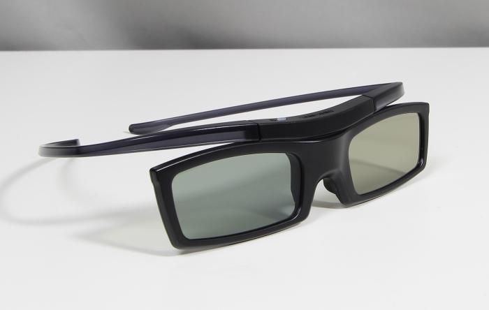 Samsung UE55H6470 3D Brille1