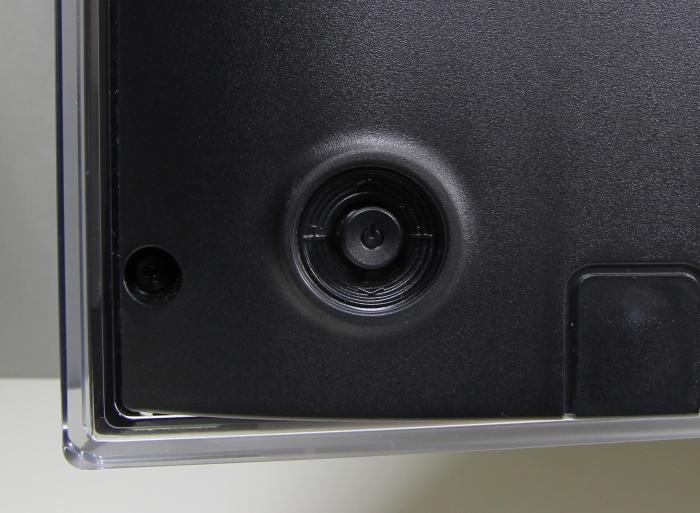 Samsung UE55H6470 Bedienelement Rueckseite
