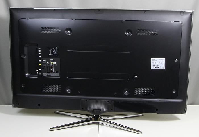 Samsung UE55H6470 Rueckseite Seitlich1