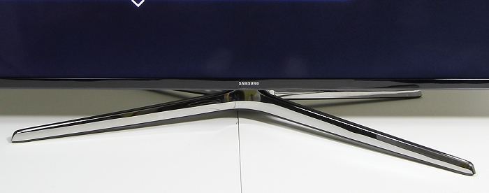 Samsung UE55H6470 Standfuss Front3