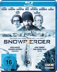 Snowpiercer Blu-ray Disc