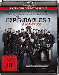 The Expendables 3 Blu-ray Disc