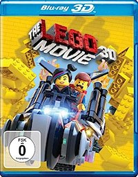 The Lego Movie Blu-ray Disc