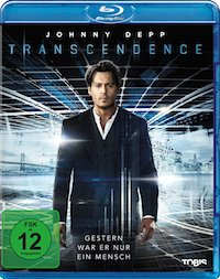 Transcendence Blu-ray Disc