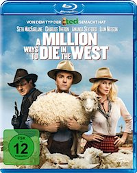 A Million Ways To Die In The West Blu-ray Disc