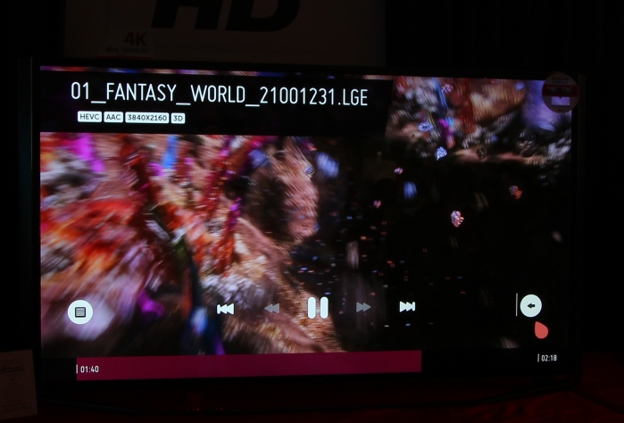 Home Cinema Trends 2014 LG 84UB980 6