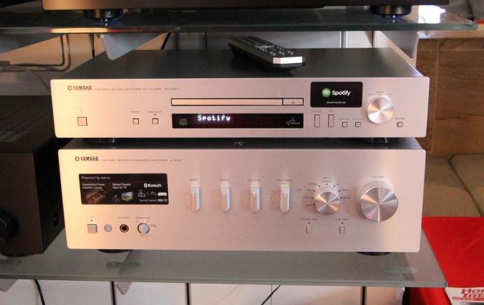 Home Cinema Trends 2014 Yamaha CD-N301 A-S701