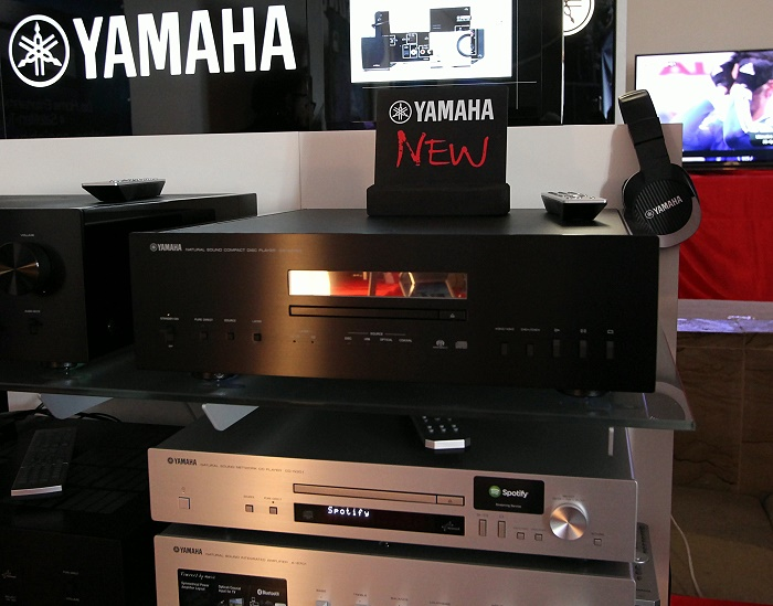 Home Cinema Trends 2014 Yamaha CD-S2100