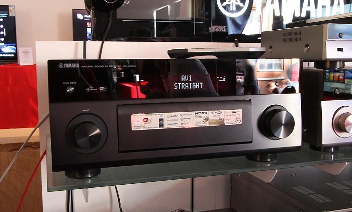 Home Cinema Trends 2014 Yamaha RX-A3040