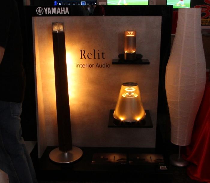 Home Cinema Trends 2014 Yamaha Relit