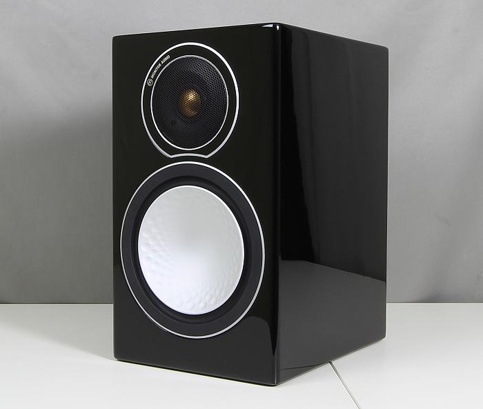 Monitor Audio Silver 1 Front Seitlich2