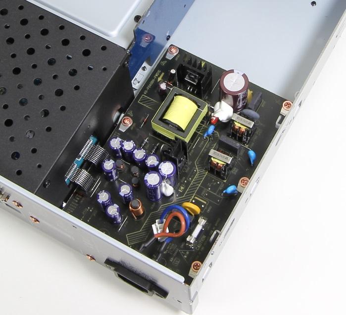 Pioneer BDP-LX58 Innenleben1