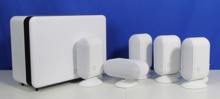 Q Acoustics 7000i Gruppenbild3