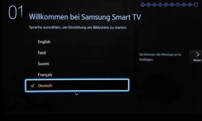 Samsung UE48H6890 Screenshot1