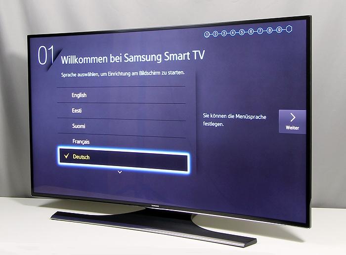 Samsung UE48H6890 Seitenansicht2