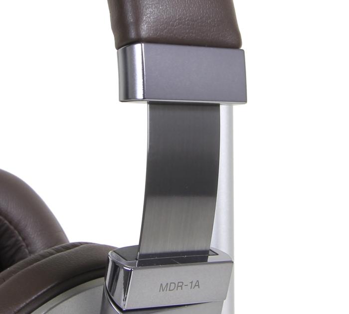 Sony MDR-1A Groessenverstellung