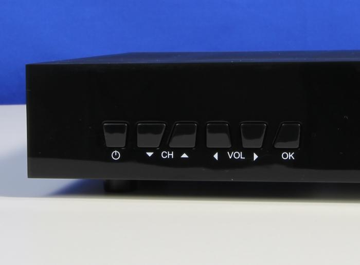 Vantage VT 50 HD+ Bedienelemente Front