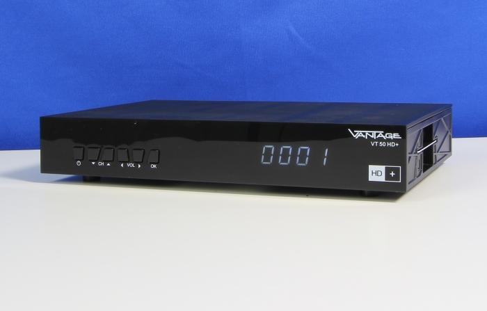 Vantage VT 50 HD+ Front Seitlich2
