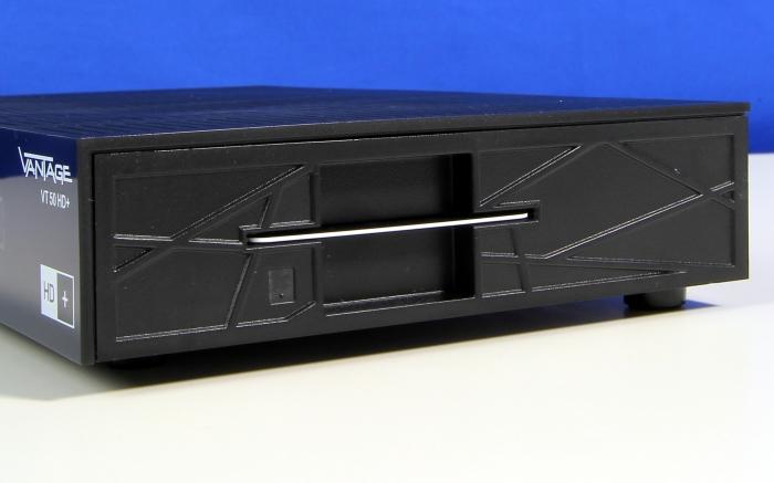 Vantage VT 50 HD+ HD Karte