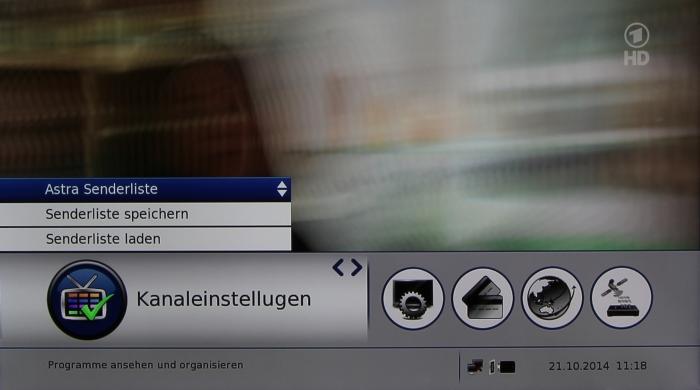 Vantage VT 50 HD+ Screenshot11