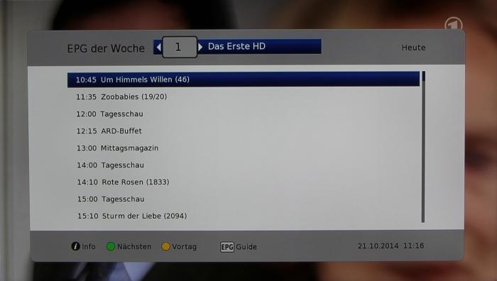 Vantage VT 50 HD+ Screenshot3