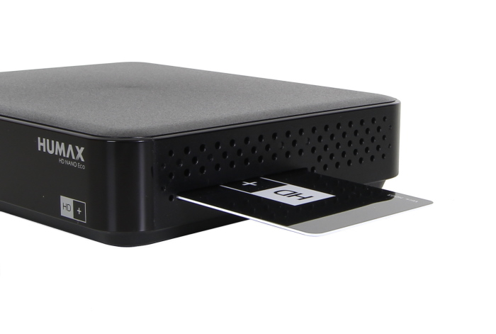 Humax HD NANO Eco Einschub HD Karte