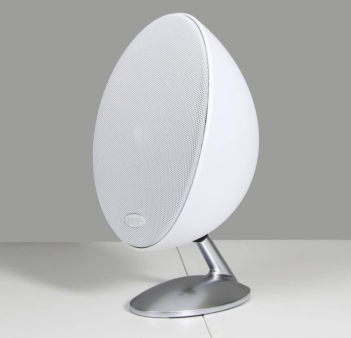 KEF E305 Speaker Front Seitlich