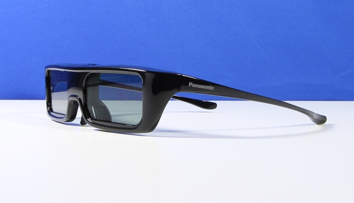 Panasonic TX-P65AXW804 3D Brille2